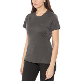 Fjällräven Abisko Vent T-Shirt Women dark grey